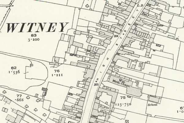 46 High Street, Witney