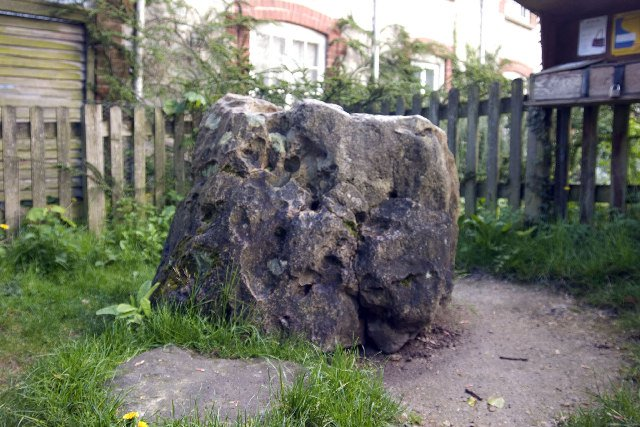 The Blowing Stone of Kingston Lisle