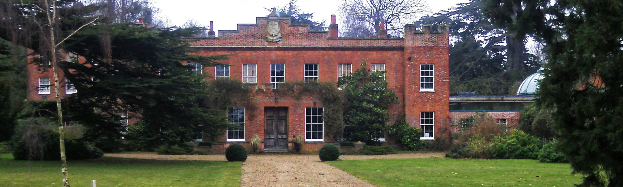 Crowsley Park House