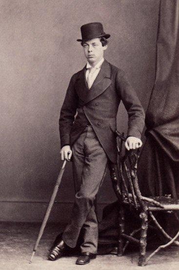 Photo of Lord Randolph Churchill