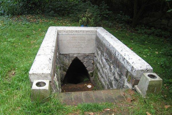 St Margaret's Well, Binsey
