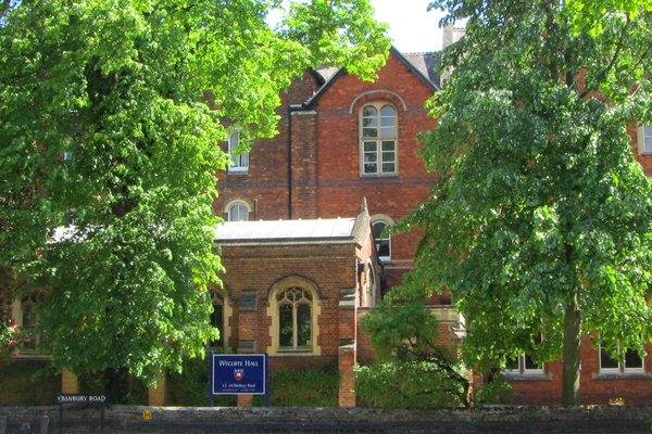 Wycliffe Hall, Oxford