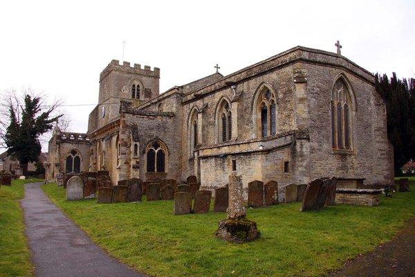 Ambrosden Church