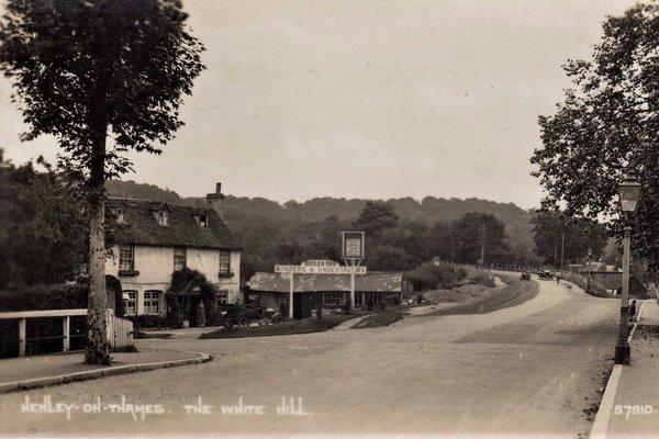 The Angel Inn, Remenhem