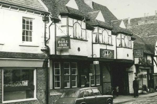 The Bull Inn, Henley-on-Thames