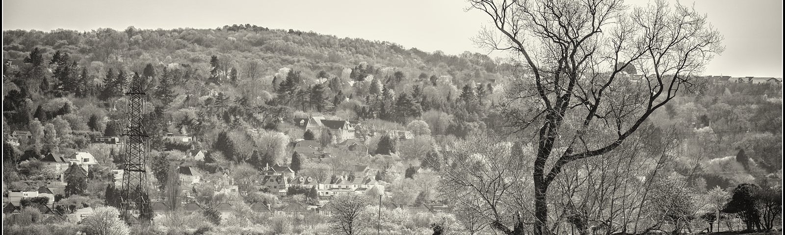 """""""Cumnor Hill"""" by FlickrDelusions"""