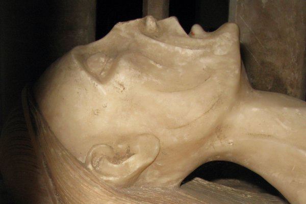 Alice Chaucer's tomb at Ewelme church