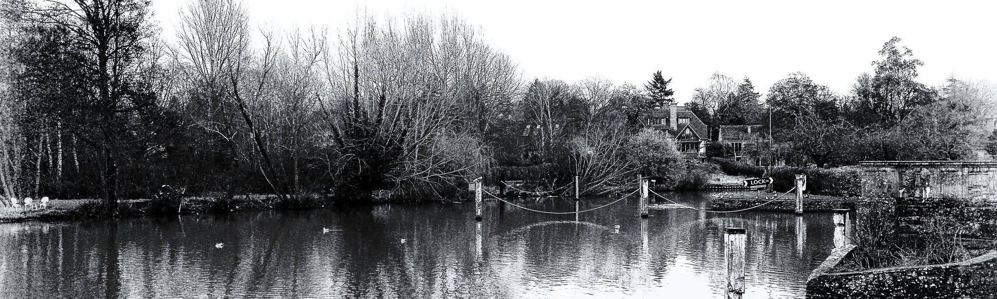 Iffley Lock