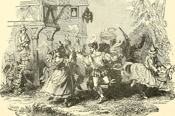 A Whitsun Morris Dance