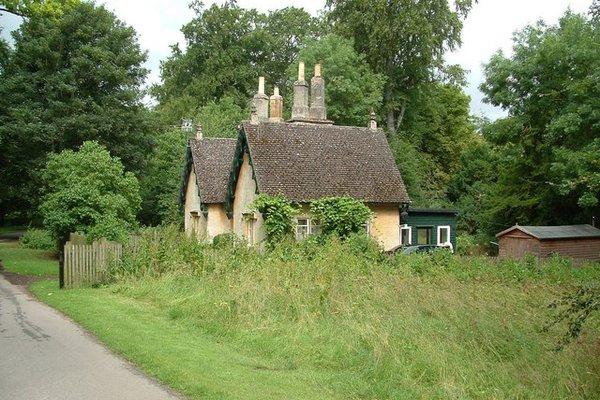 Lodge Cottage, Blenheim Estate