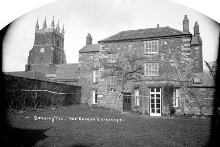 The Old Vicarage, Deddington
