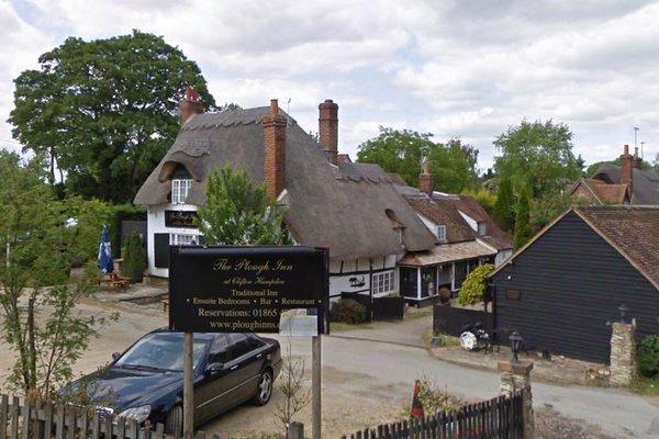 The Plough Inn, Clifton Hampden