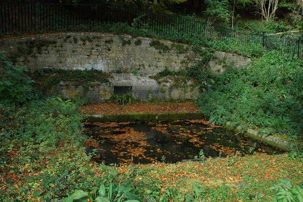 Rosamund's Well, Blenheim Park, Woodstock