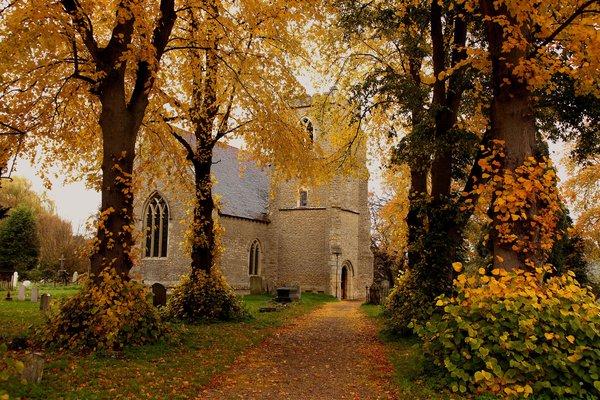 Towersey Church