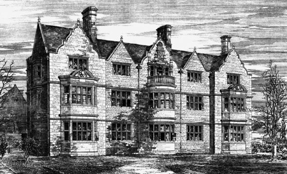The Masters Lodge at University College